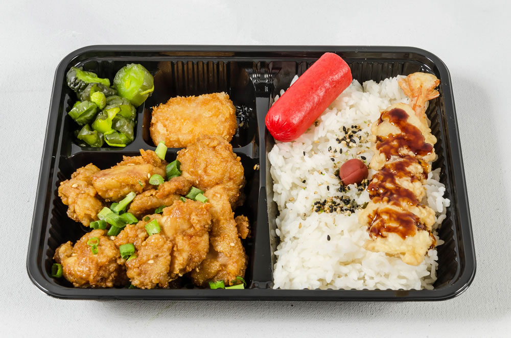 Bentos | TJ's Warehouse: Maui's choice for fine catering and Asian ...