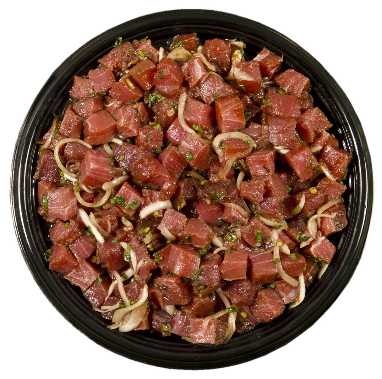 Shoyu Poke Platter