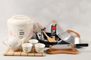 Maui dishware and kitchenware