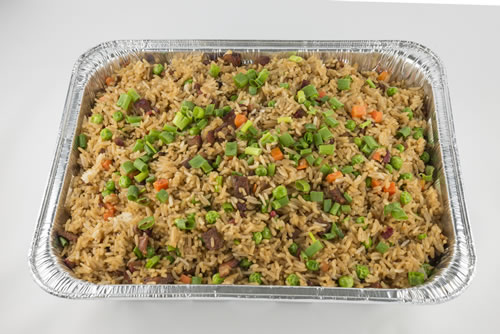 Pan Fried Rice