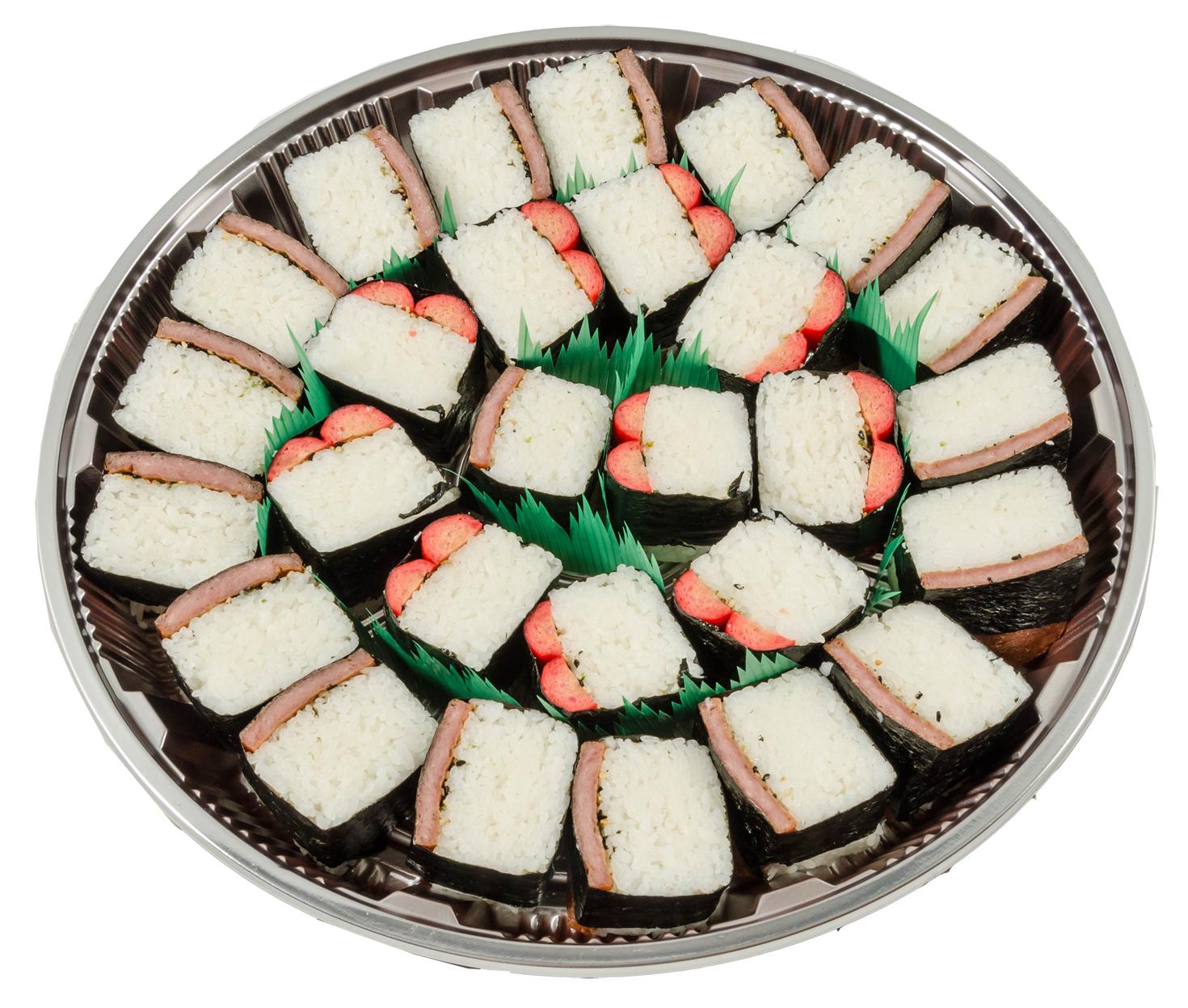 Musubi Platter