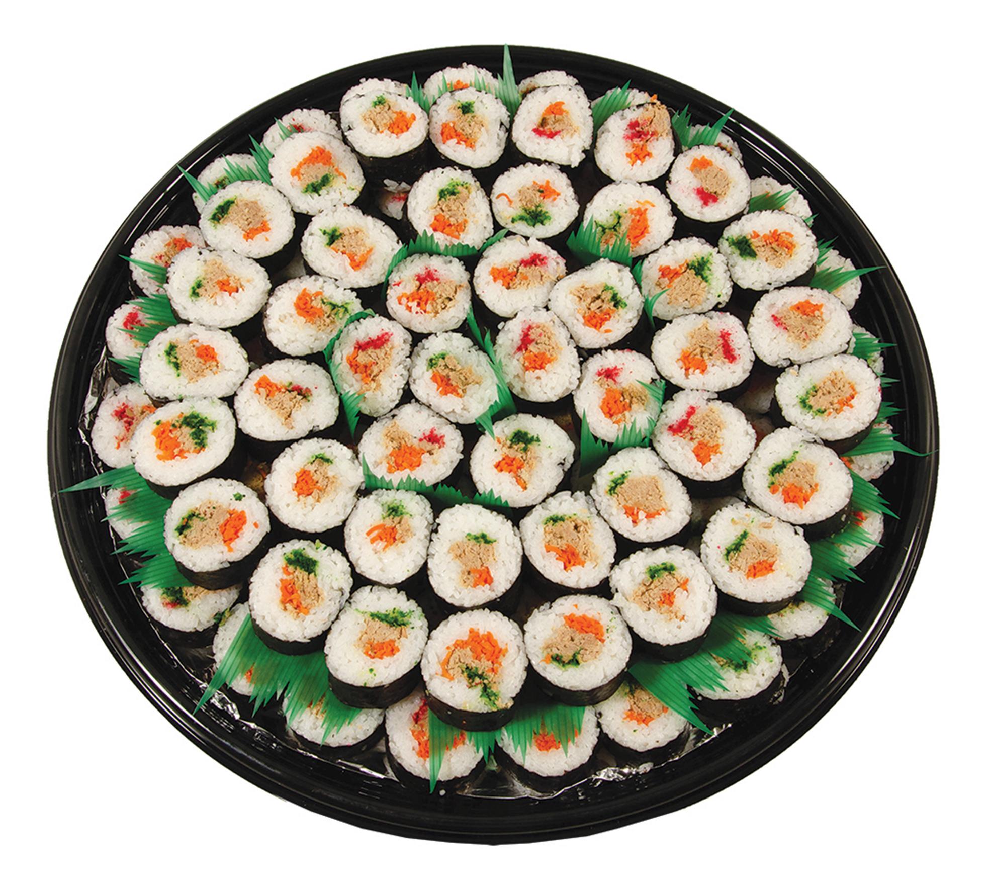 Maki Sushi Platter