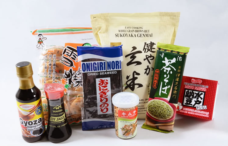 Maui's best selection of Asian foods