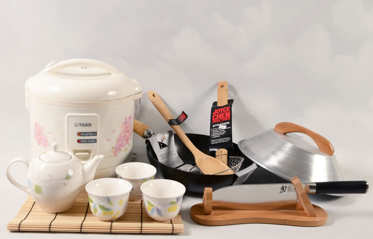 Dishware and kitchenware for Maui's chefs