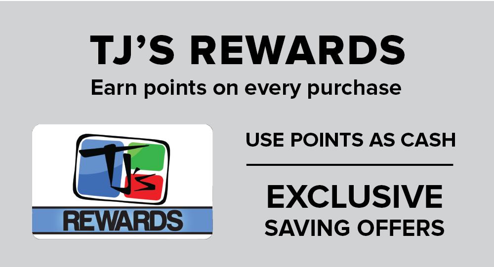 TJs Rewards Button