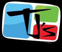 TJ's Warehouse logo