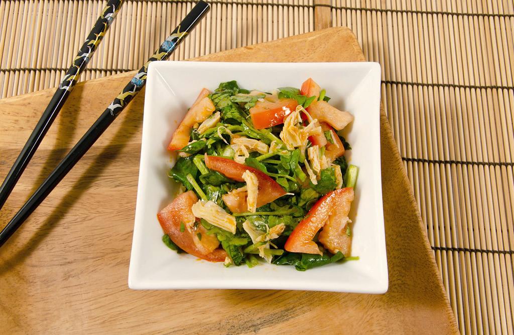 Hot Ika Salad