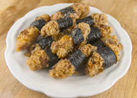 7-Layer Chicken Casserole