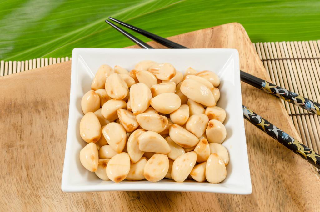 Shoyu Garlic