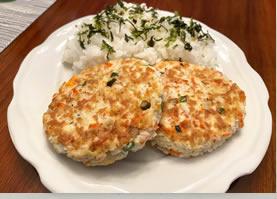 Tofu Patties